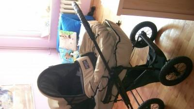 sprzedam wózek bebe-car spacerówka/gondola stan bdb.