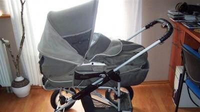 Sprzedam wózek Bebecar Raider AT+