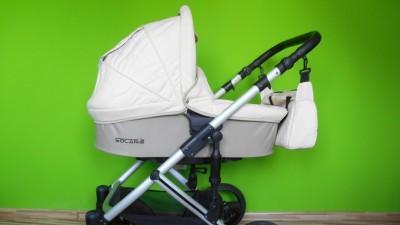 Sprzedam wózek Bebetto Solaris B 2w1 w stanie wręcz idealnym