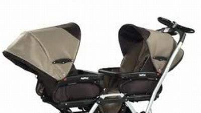 sprzedam wózek bliźniaczy peg perego duette sw