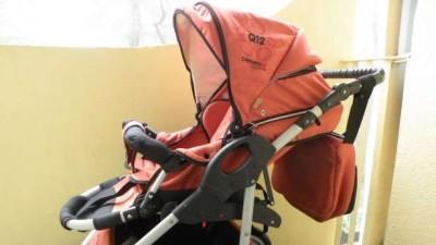 Sprzedam wózek Camarelo Q12