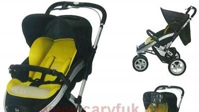 Sprzedam wózek CASUALPLAY S4