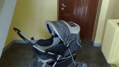 Sprzedam wózek dziecięcy głęboko-spacerowy za jedyne 100zł