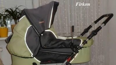 Sprzedam wózek  Firkon