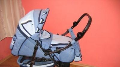 Sprzedam wózek firmy ADBOR RING MAX