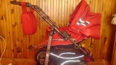 Sprzedam wózek firmy Mikado OX-FORD
