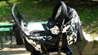 sprzedam wózek głębkoki-spacerówka