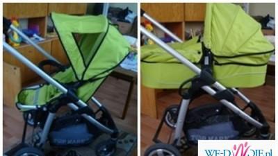 Sprzedam wózek głęboki plus spacerówka