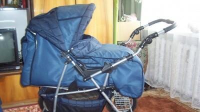 Sprzedam wózek głęboko-spacerowy firmy Prampol