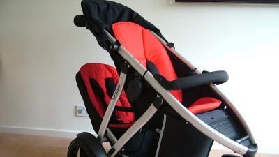 Sprzedam wózek Phil and Teds dla dwójki dzieci
