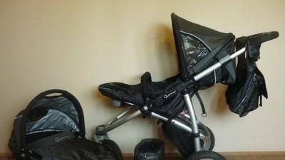 Sprzedam wózek Quinny Speedi sx -komplet w bardzo dobrym stanie!