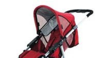 Sprzedam wózek spacerówkę Quinny Speedi SX