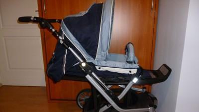 Sprzedam wózek Teutonia Mistral S