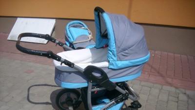 Sprzedam wózek wielofunkcyjny 3w1