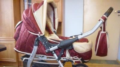 sprzedam wózek wielofunkcyjny Anmar