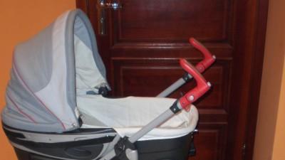 Sprzedam wózek wielofunkcyjny Chicco Trio kolor Alaska(używany)