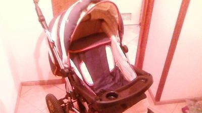 sprzedam wózek wielofunkcyjny Junior Viper