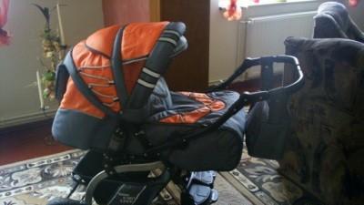 Sprzedam wózek wielofunkcyjny na gwarancji