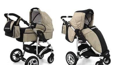 Sprzedam wózek wielofunkcyjny TAKO Jumper 3 w 1  w kolorze beżowo - czarnym