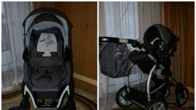 Sprzedam wózek X LANDER XA 3w1 Kolor EUROPA
