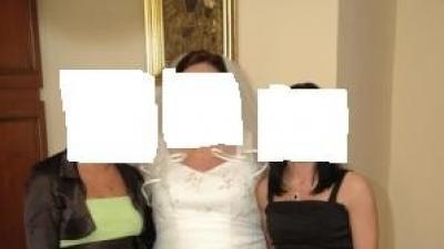 Sprzedam wyjatkową suknie ślubna 42/44
