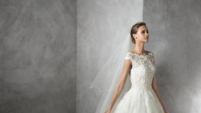 Sprzedam zajawiskową suknię PRONOVIAS TAMIRA r.38 model 2016