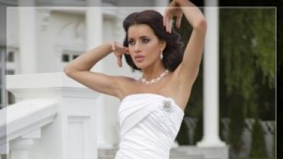Sprzedam zjawiskowa suknie ślubną