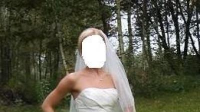 Sprzedam zjawiskowo piękną i efektowną suknię La Sposa, model Fanal