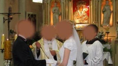 Sprzedaż śliczną suknię ślubną
