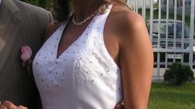 sprzedaz suknie ślubną TANIO!!!