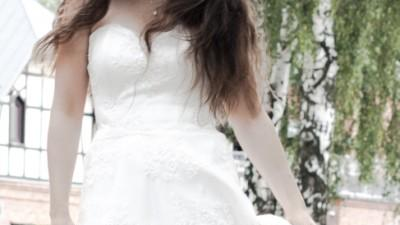 Sprzedm wyjątkową, koronkową suknię ślubną