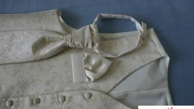 Stylowa, elegancka kamizelka ślubna renomowanej firmy Gabriel