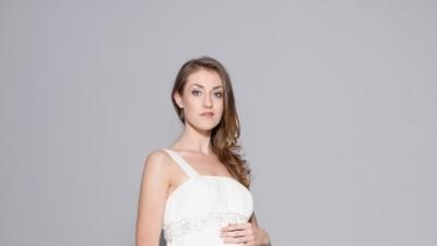 Sukienka ciążowa na ślub Mirella