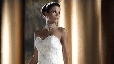 Sukienka Demetrios z kolekcji 2007 sposabella-4234 klasyka z pazurem:)