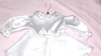 sukienka do chrztu + gratisy