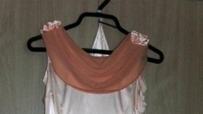 Sukienka do ST niezdobiona
