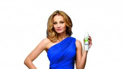 sukienka jak z reklamy Rexony