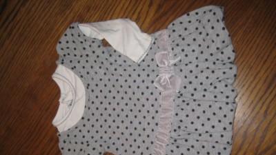 Sukienka niemowleca