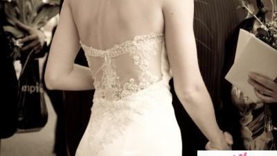 Sukienka podkreślająca kobiecą figurę