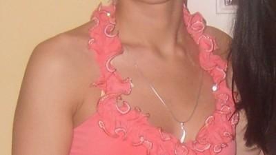 Sukienka, róż