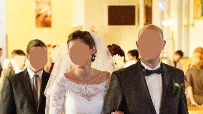 Sukienka ślubna 36-38-40 + dodatki