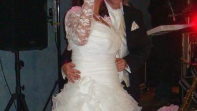 sukienka ślubna biała XXL