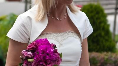 Sukienka ślubna BOLOGNA – klasyczna elegancja
