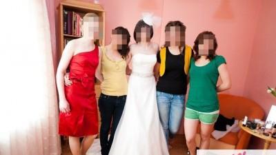 Sukienka ślubna firmy Sincerity Bridal model 3508
