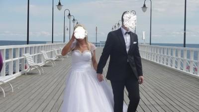 Sukienka ślubna Princessa