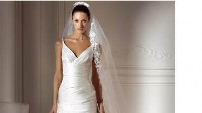 Sukienka ślubna Pronovias, model Diamante 2008, roz.36