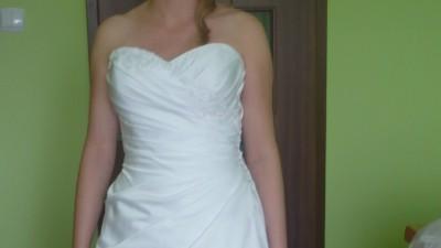 Sukienka ślubna SINCERITY 3564