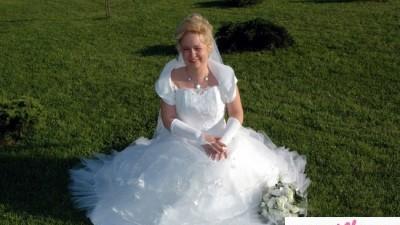 Sukienka ślubna z Krakow