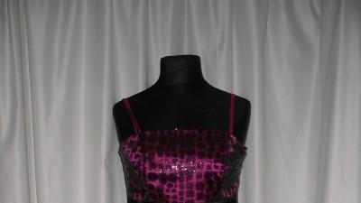 Sukienka sylwestrowo-studniówkowa