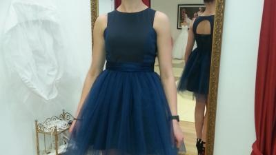 Sukienka szyta na miarę na studniówkę/bal/sylwester rozmiar 36